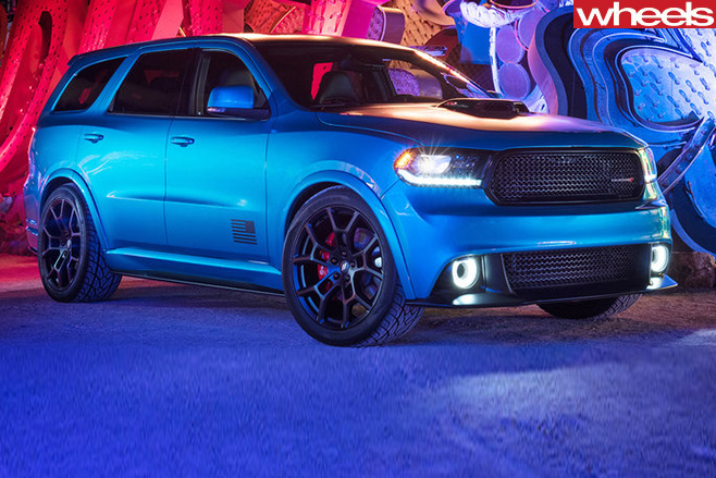 Dodge -Durango -concept