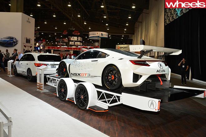 Acura -NSX-GT3