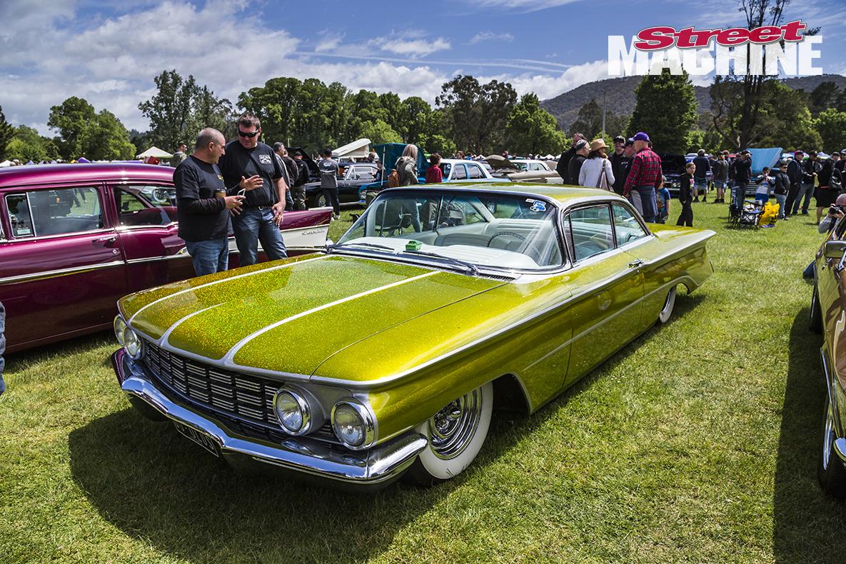 5 1960 Oldsmobile Dynamic 88