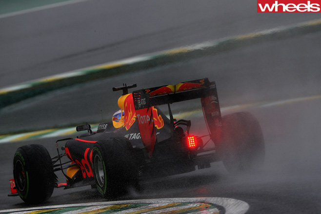 Red -Bull -Formula -One -car -rear