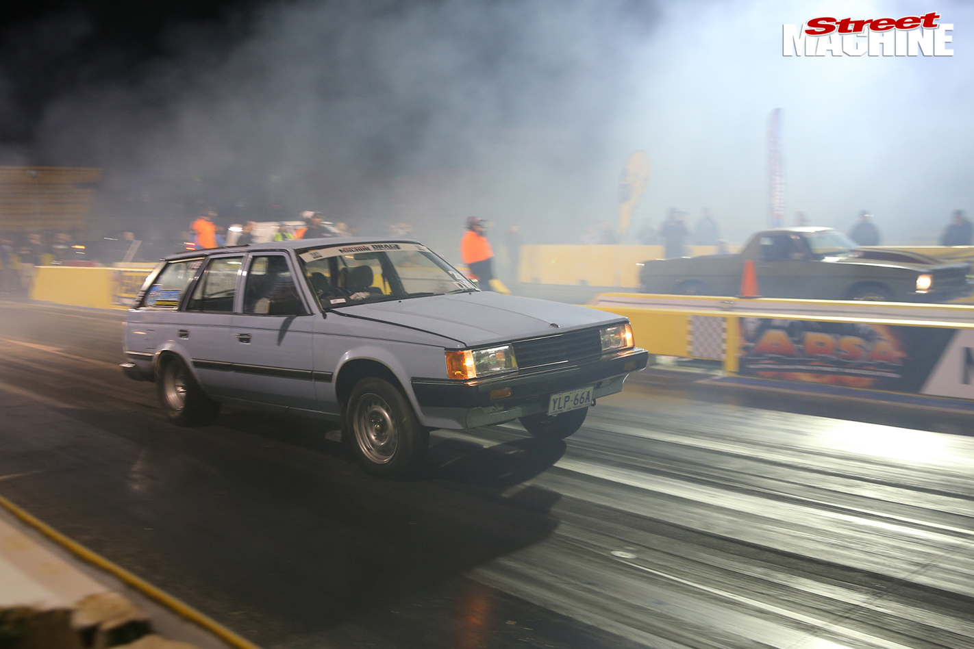 Toyota -corona -drag -4