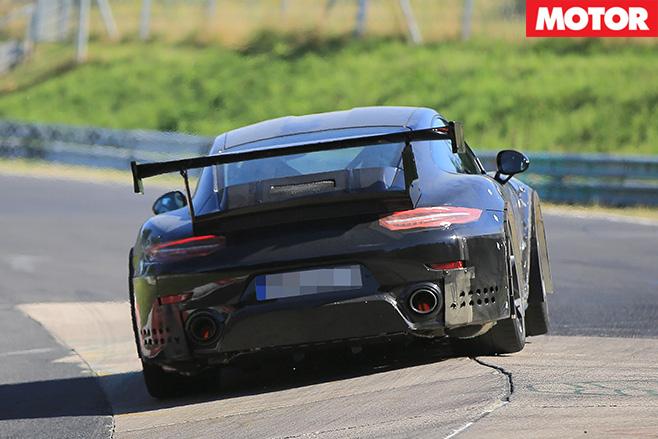 2018-Porsche -911-GT2-RS-rear