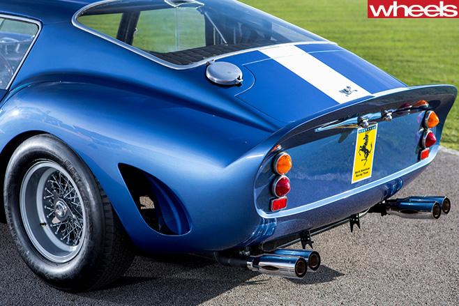1962-Ferrari -250-GTO-rear