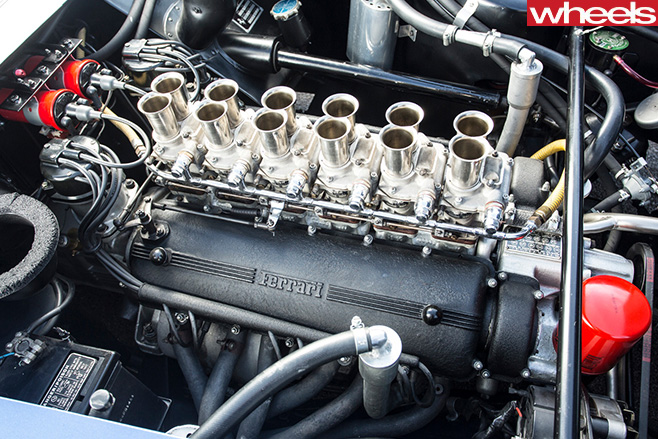 1962-Ferrari -250-GTO-engine
