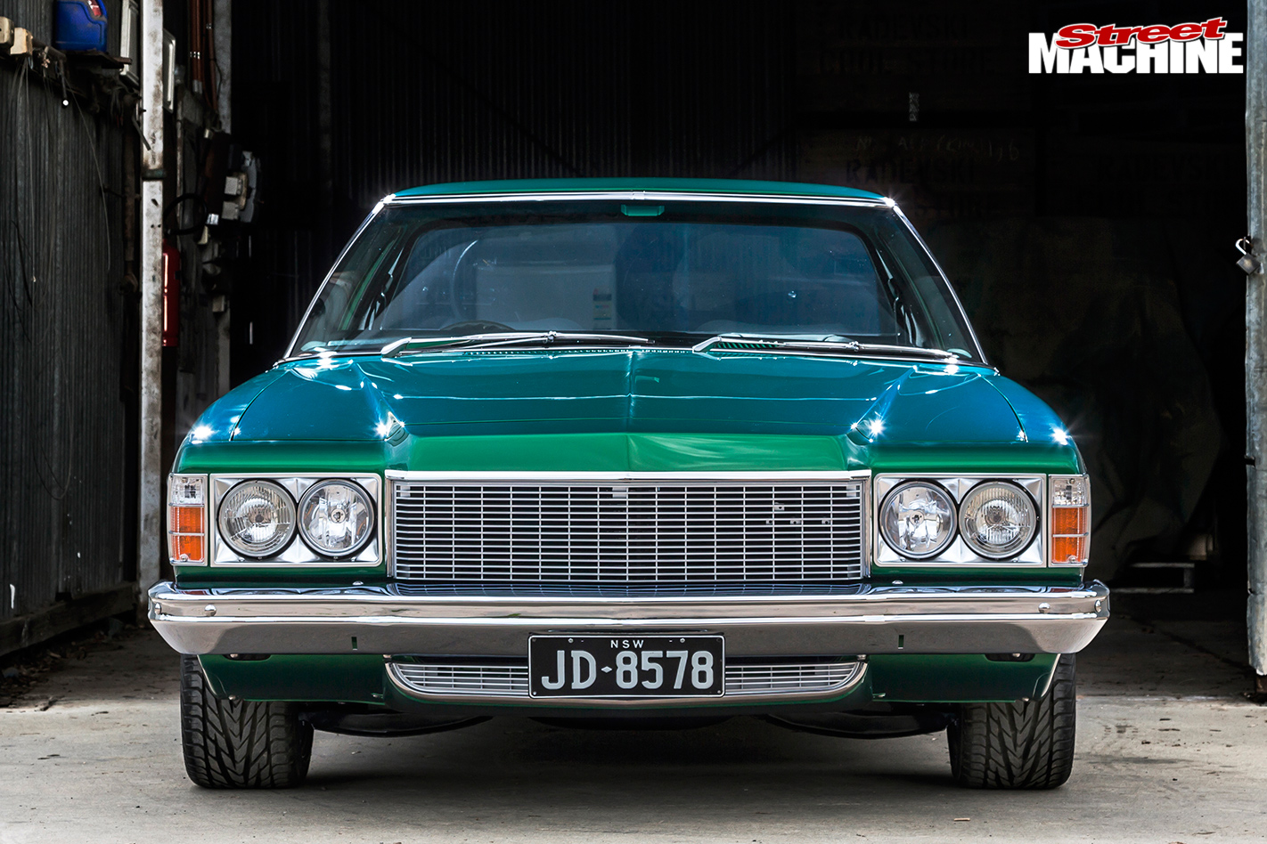 350-CUBE-1974-HOLDEN-HQ-UTE-front