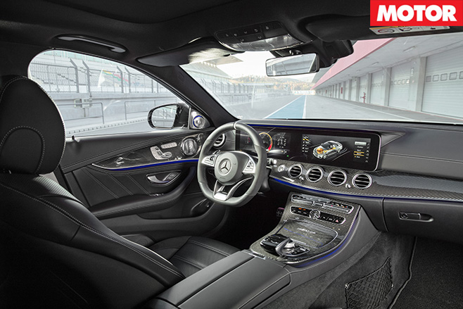 Mercedes -AMG-E63S-interior