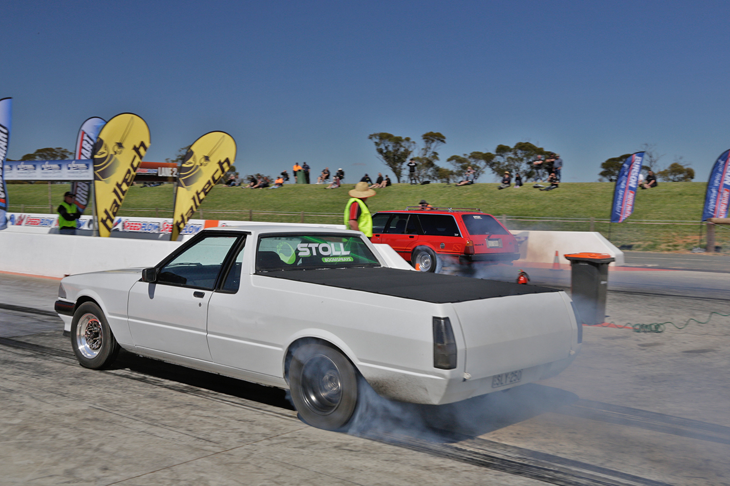 Ford -falcon -xf -ute -drag -challenge -2