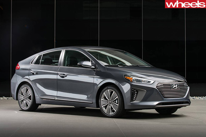 hyundai ioniq ev could get 320km range and may yet come to australia. Black Bedroom Furniture Sets. Home Design Ideas