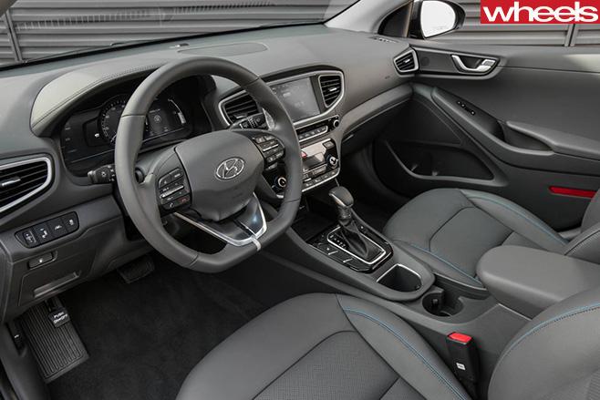 Hyundai -Ioniq -interior