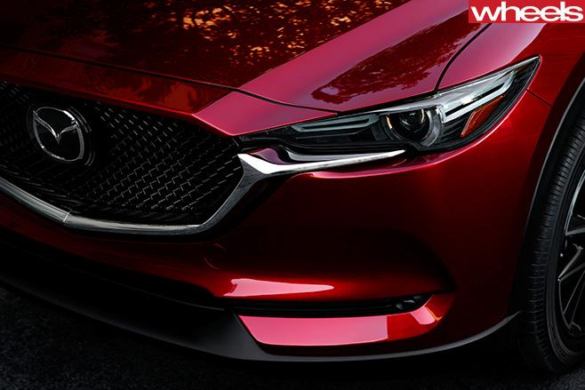 2017-Mazda -CX-5-grille