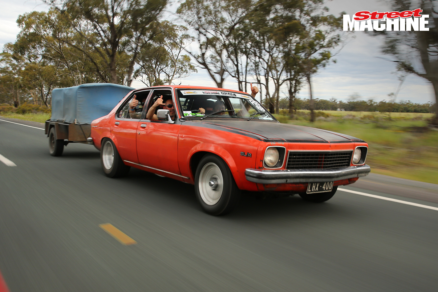 Holden Torana Twin Turbo LS Drew 2