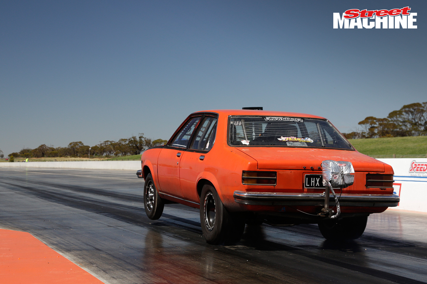 Holden Torana Twin Turbo LS Drew 8