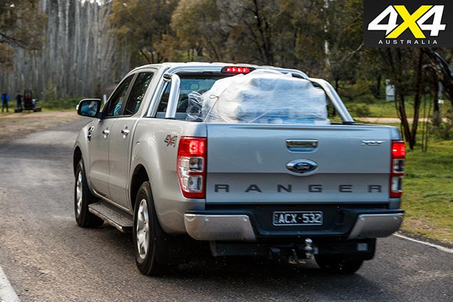 Ranger rear