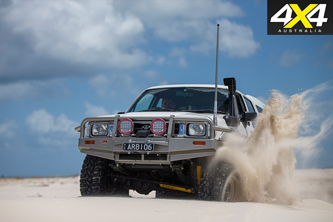 ARB icons toyota hilux