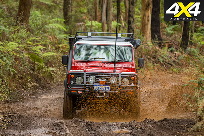 ARB Icons land Rover Defender