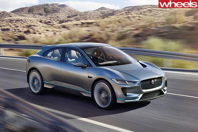 Jaguar -i -Pace -SUV