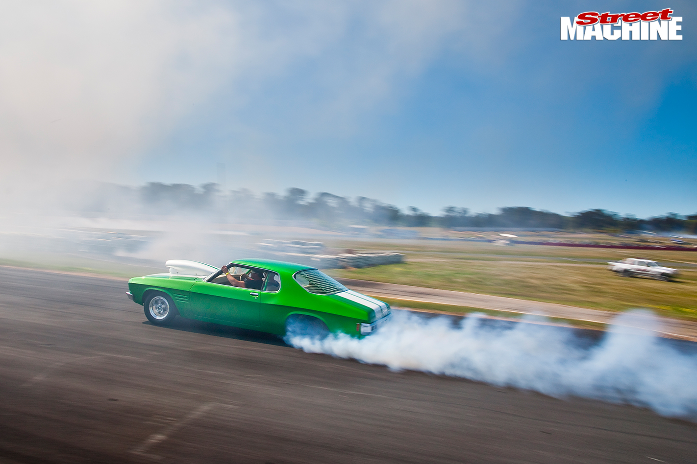 Holden -hq -burnout -2