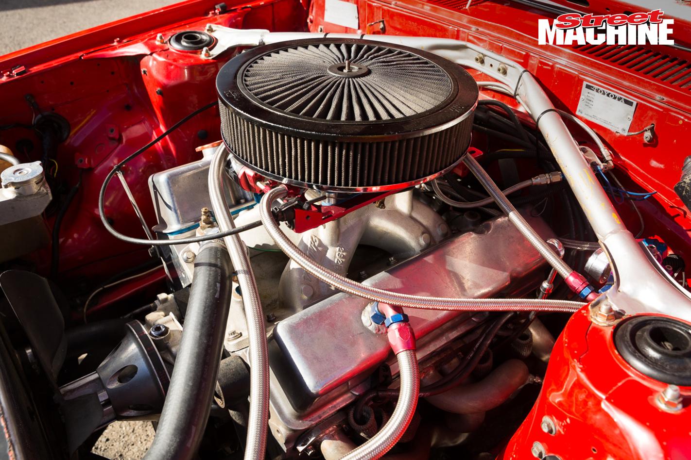 Toyota Corona V8 8