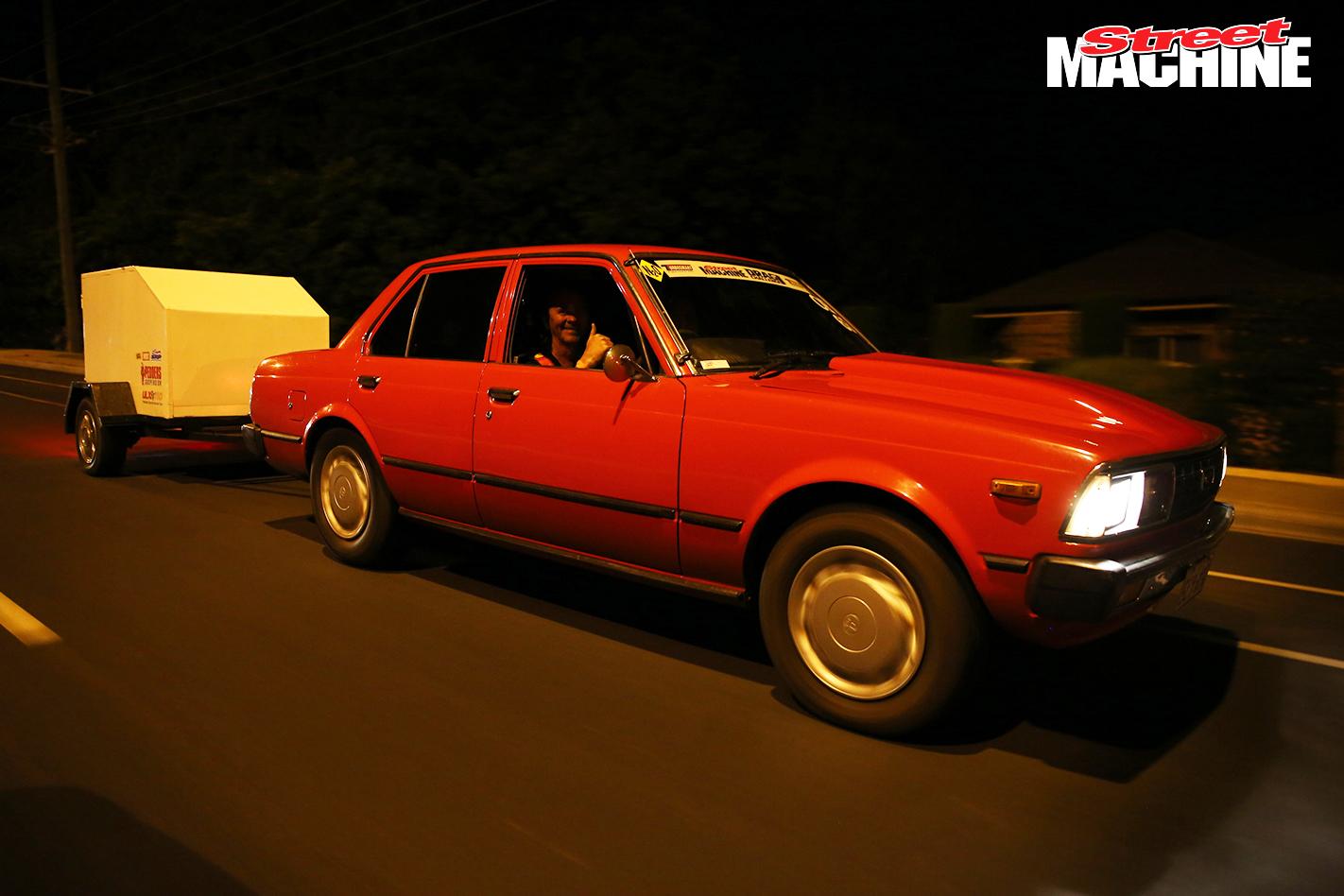 Toyota Corona V8 10