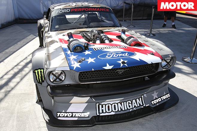 Hoonicorn Mustang V2