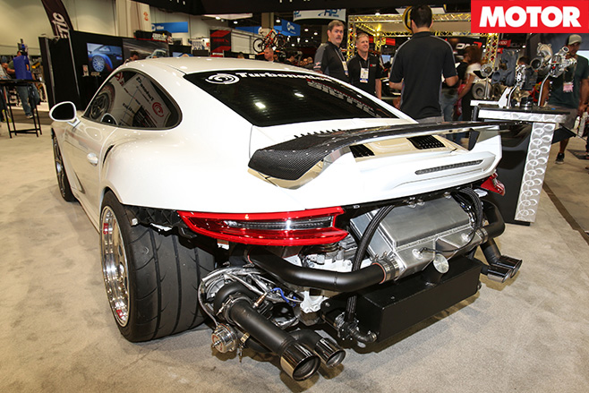 Turbonetics 911 Turbo S