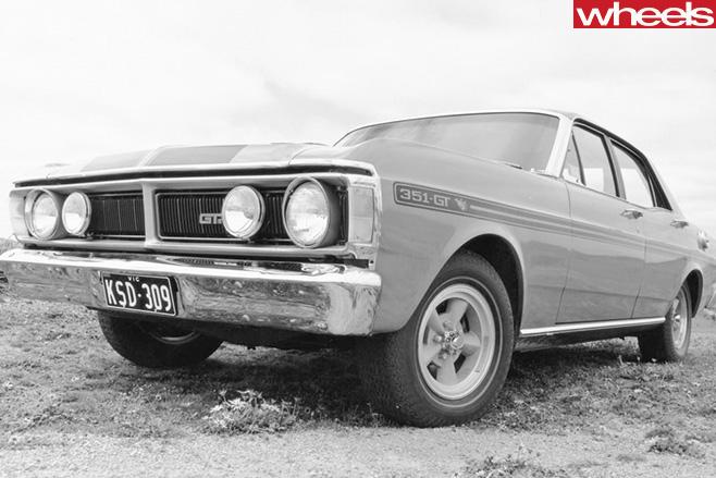 1971-Ford -Falcon -XY-GTHO