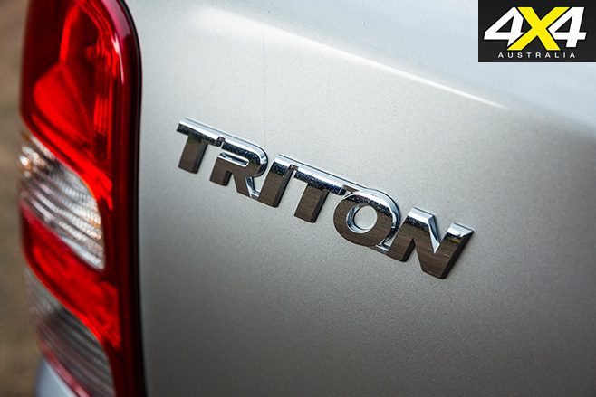 Triton badge