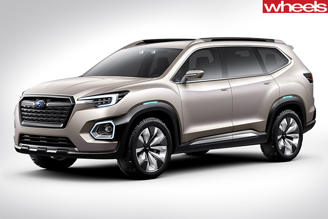2016 La Motor Show 2018 Subaru Tribeca Replacement Unlikely For