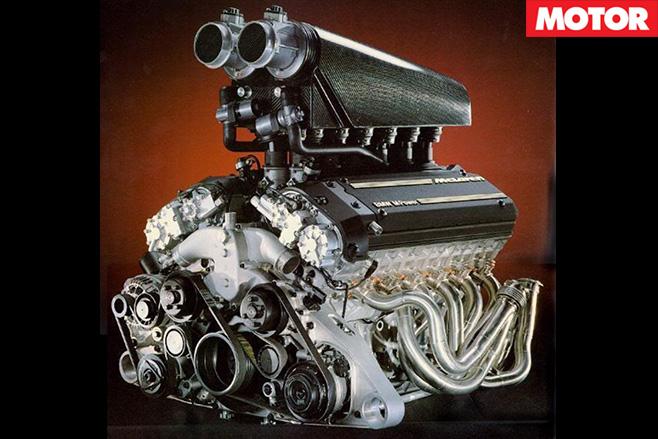 McLaren F1 6.1 litre V12