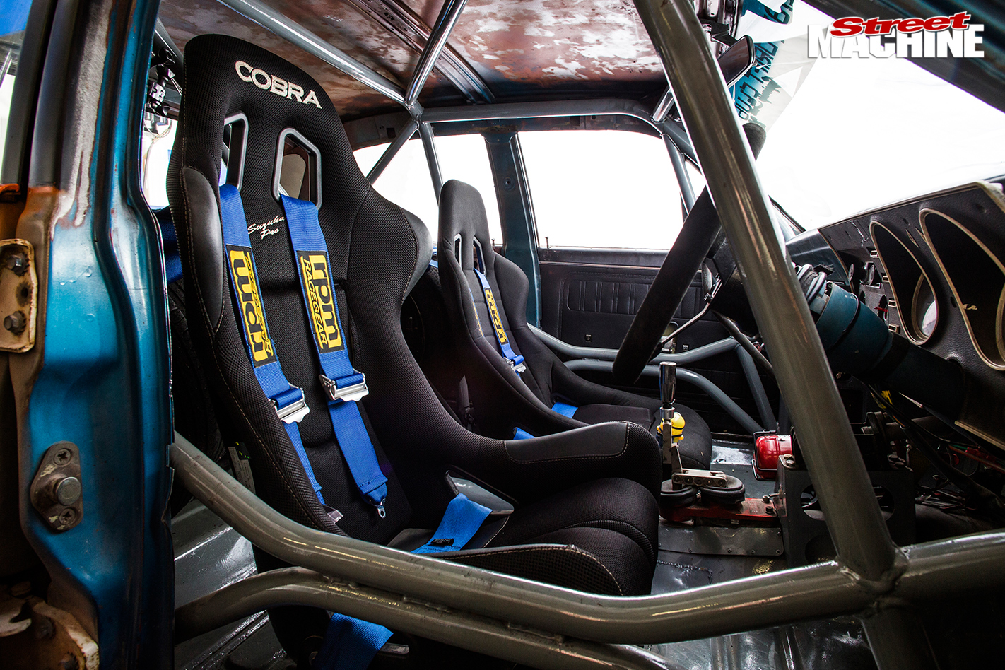 Ford -falcon -xy -drifter -seats
