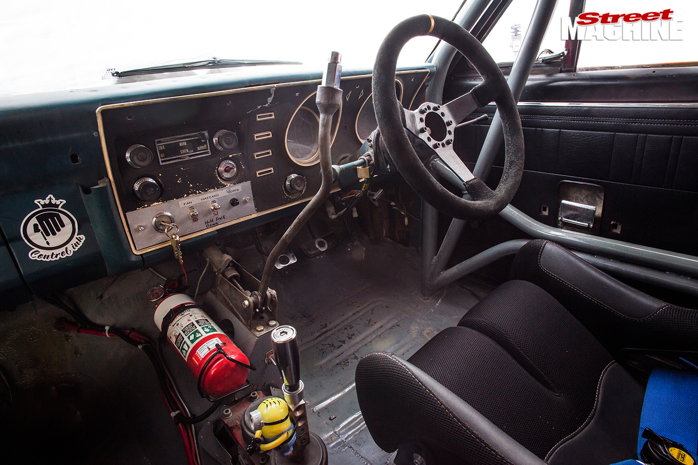 Ford -falcon -xy -drifter -console