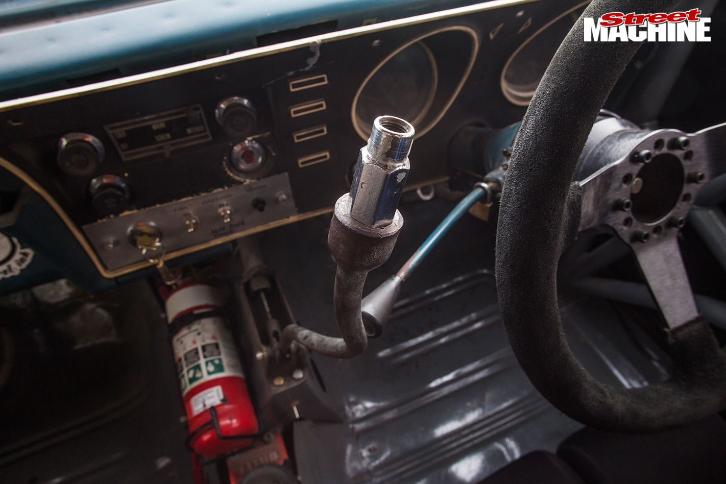 Ford -falcon -xy -drifter -dash -detail