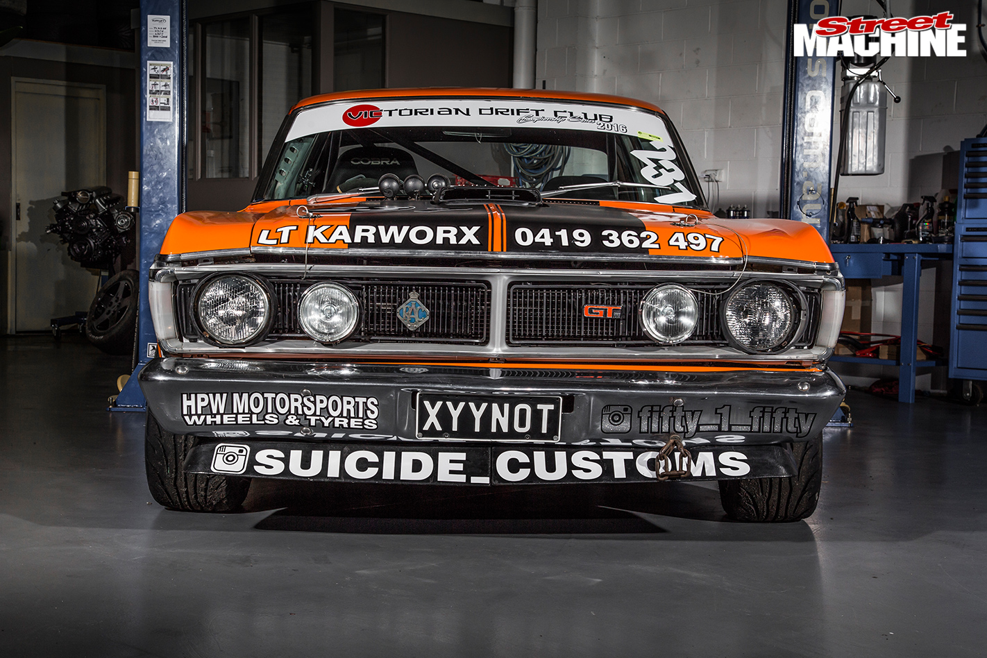 Ford -falcon -xy -drifter -front