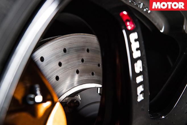 GT-R nismo  wheels