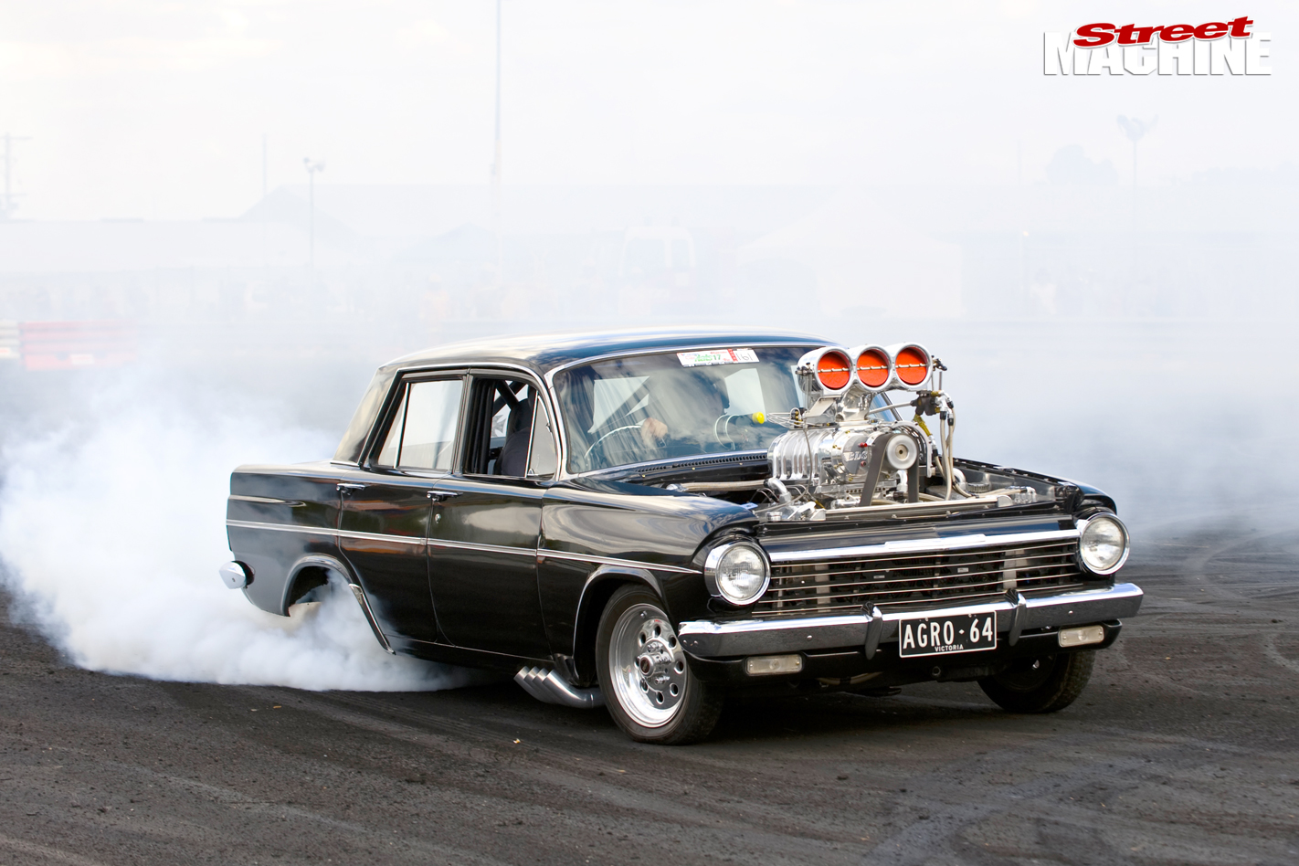 Holden -eh -agro 64-burnout