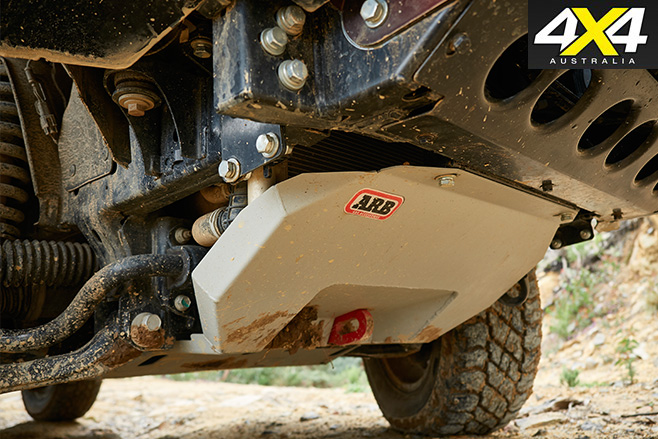 ARB underbody protection