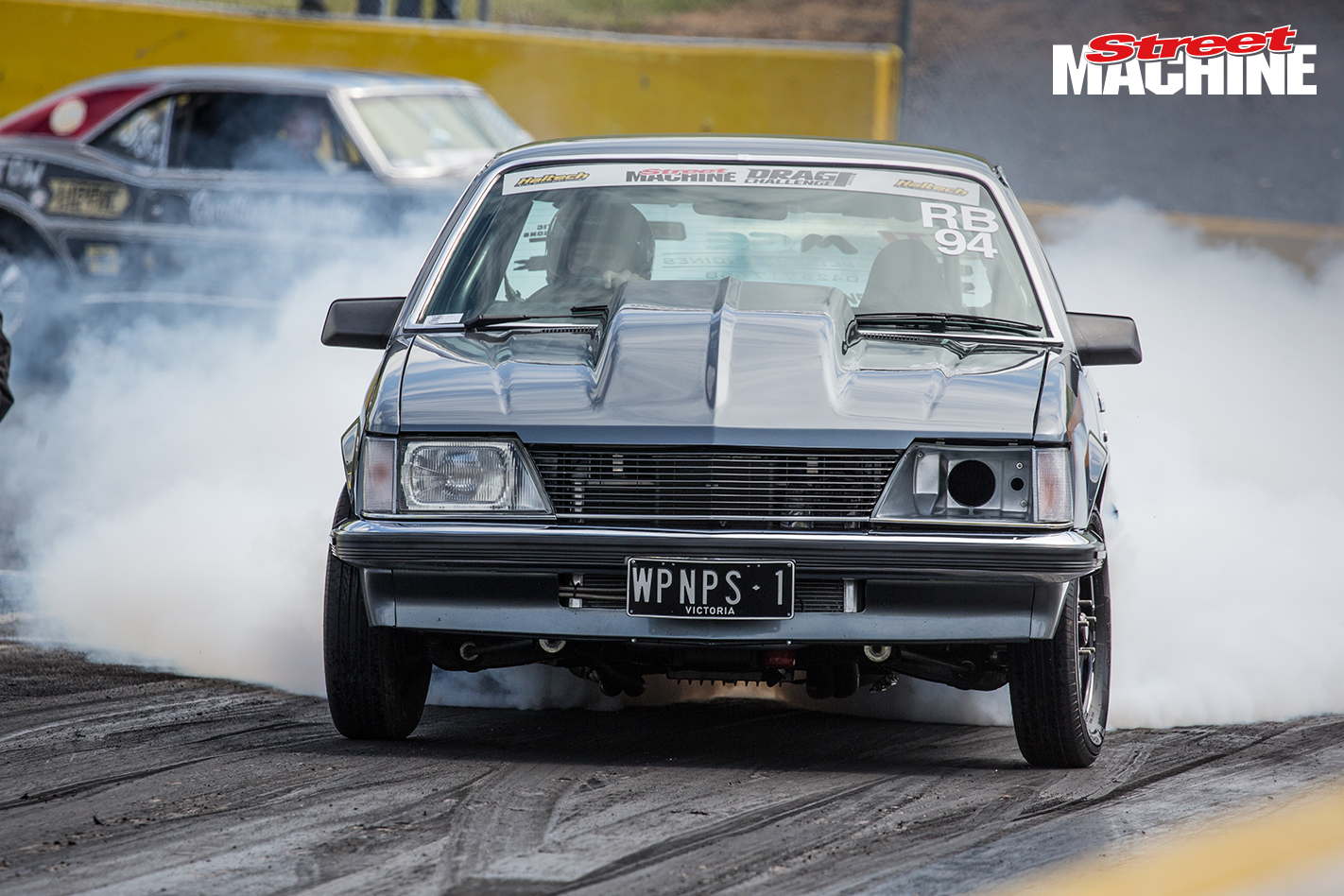 VH Commodore Supercharged LS3 6