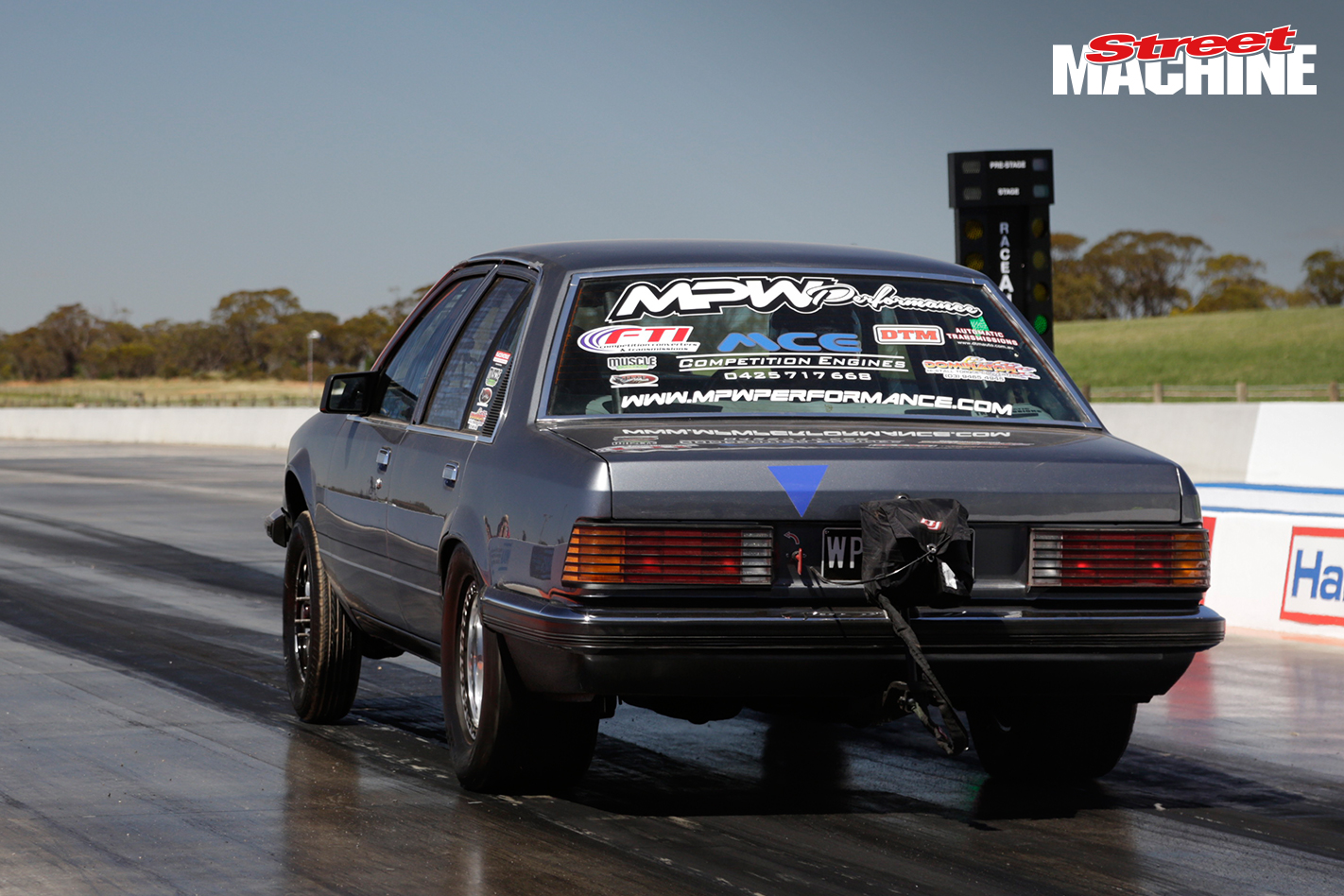 VH Commodore Supercharged LS3 7