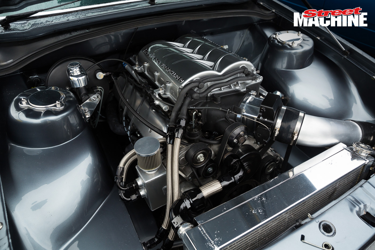 VH Commodore Supercharged LS3 8
