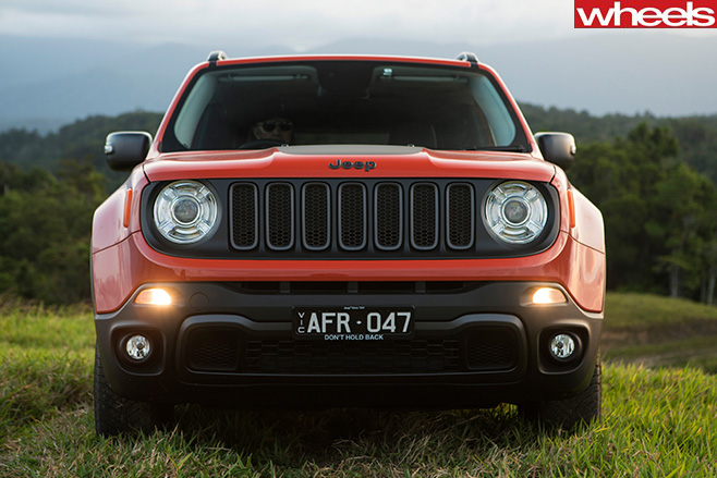 Jeep -Renegade -Trailhawk -SUV