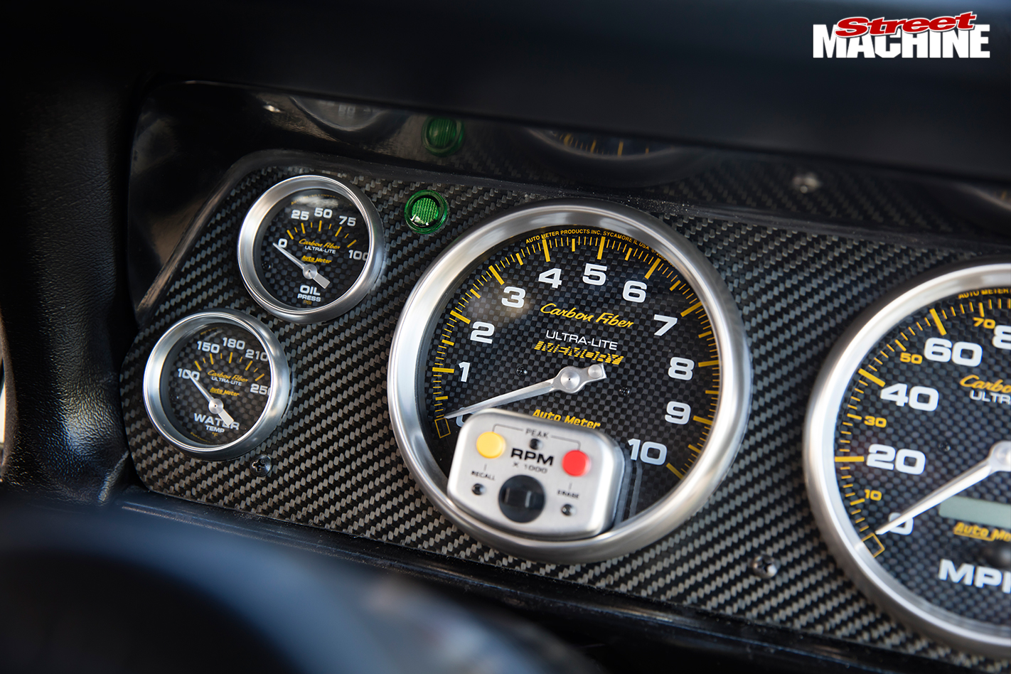 Chrysler -valiant -wagon -gauges