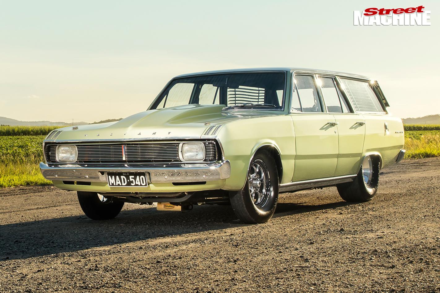 Chrysler -valiant -wagon -front -angle -2