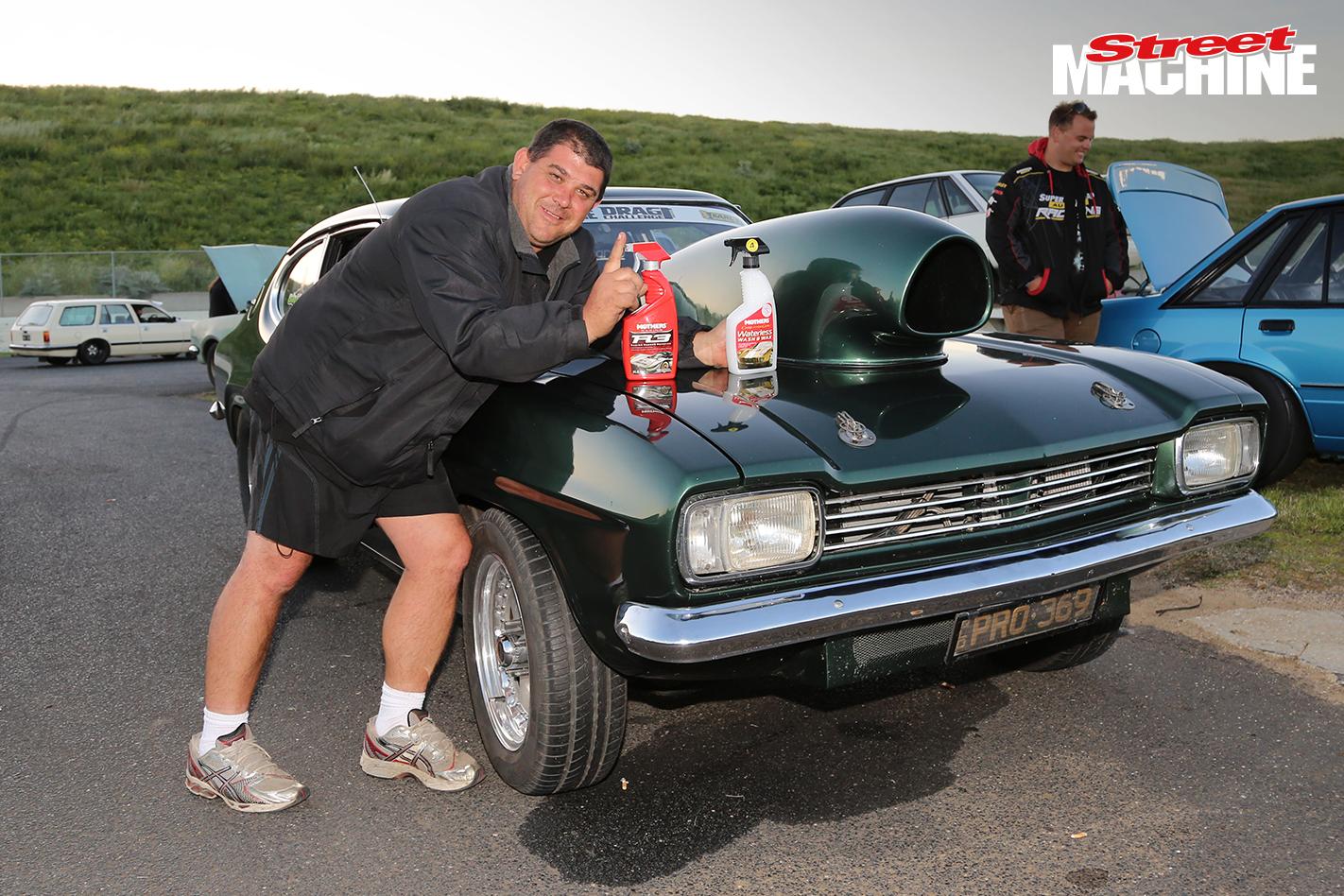 Ford Capri Drag Race 5