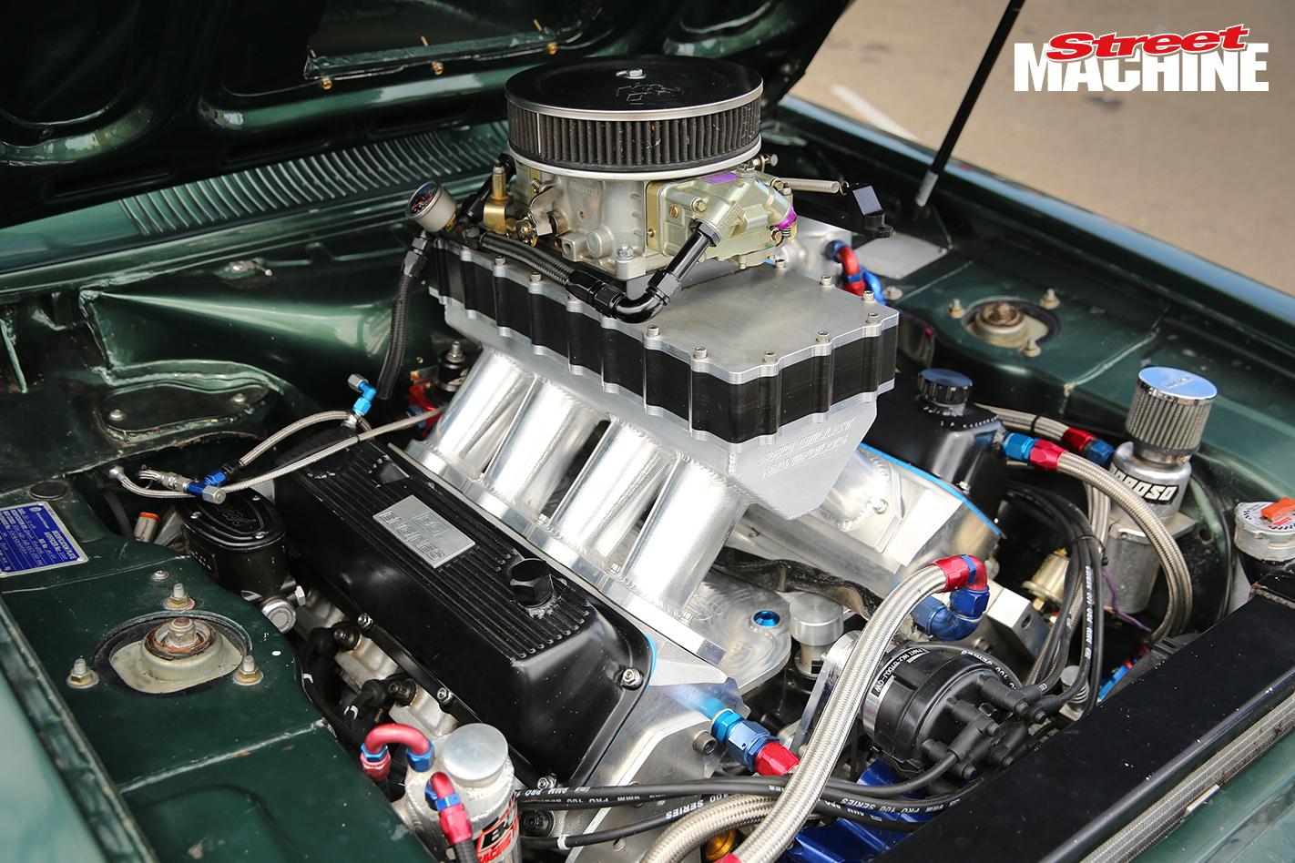 Ford Capri Windsor Engine