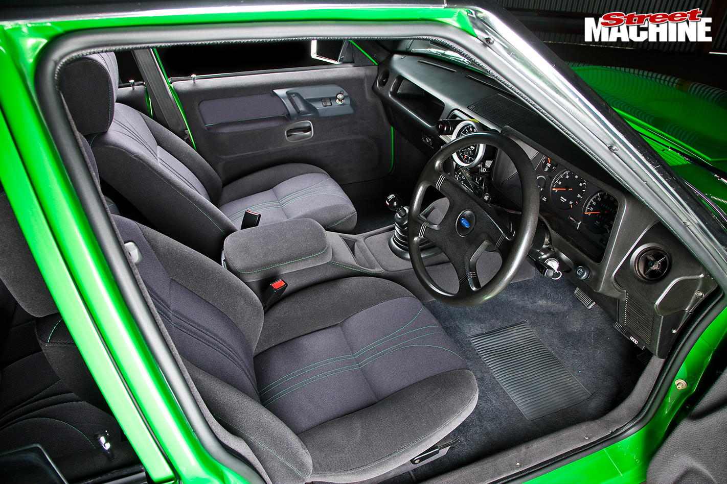 Ford -xe -falcon -interior