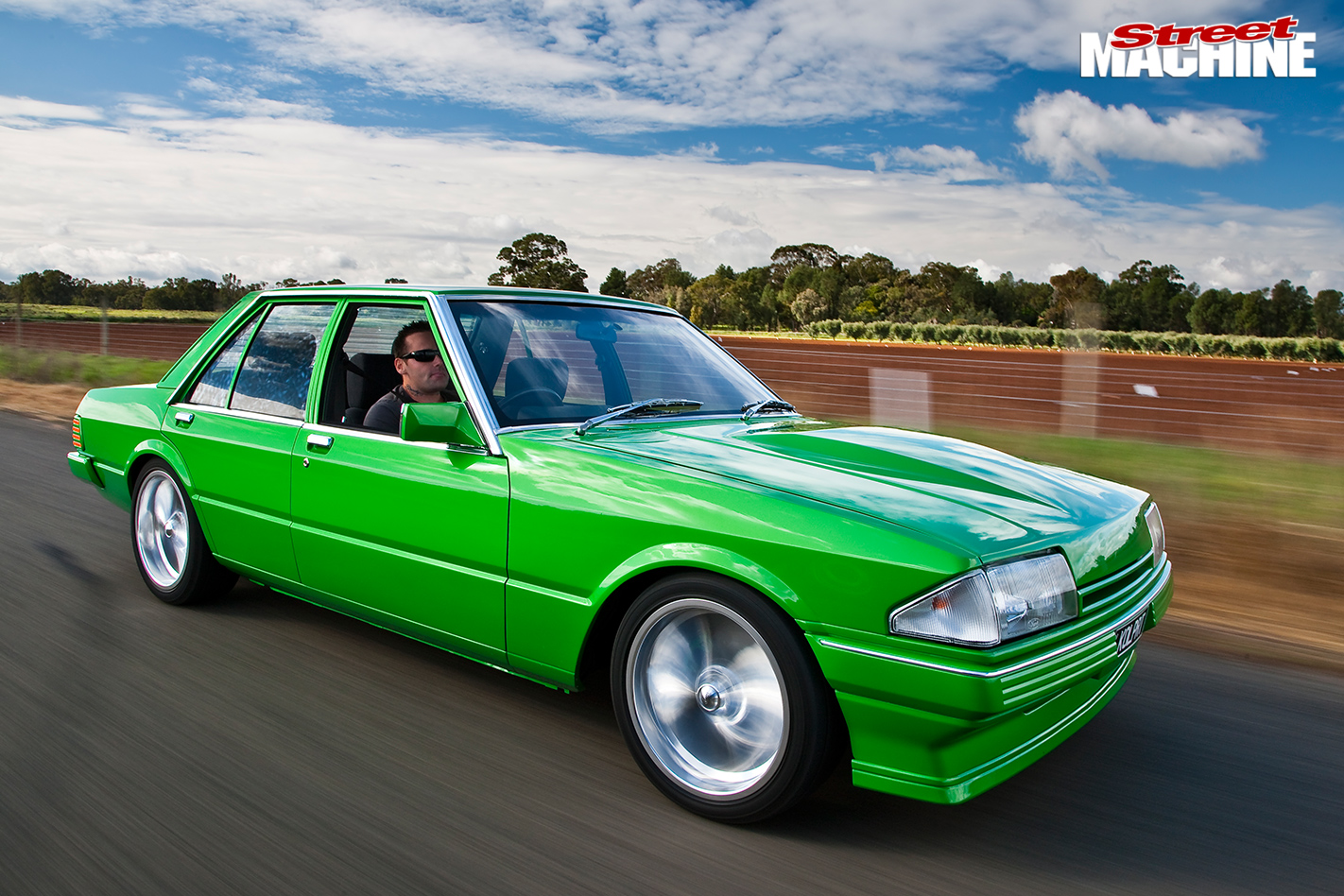 600hp 1983 Ford Xe Falcon on ford xt falcon