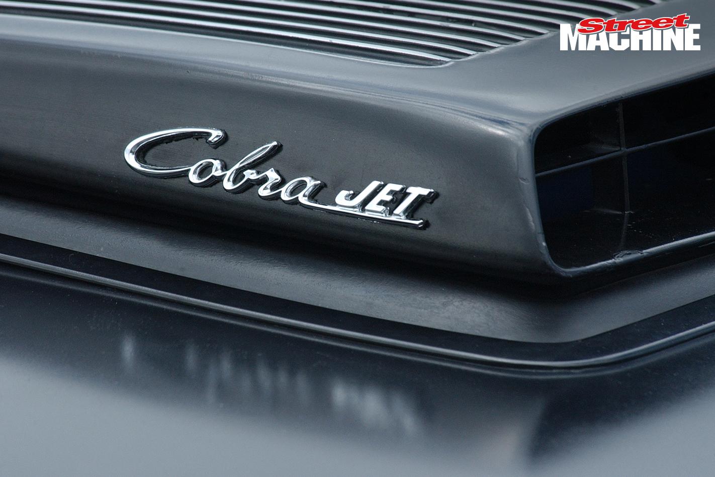 Ford XW Falcon 428 Cobra Jet 4