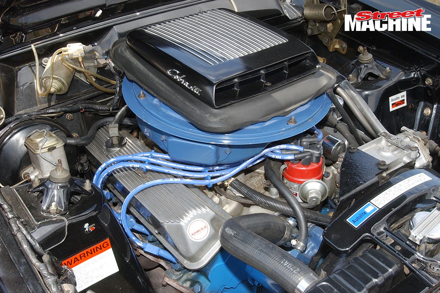 Ford XW Falcon 428 Cobra Jet Engine