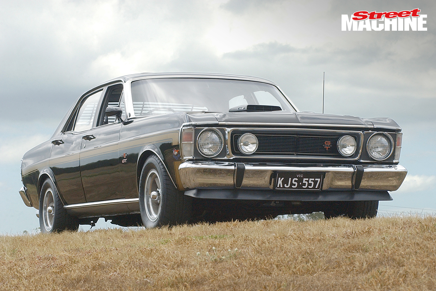 THE STORY OF THE FORD XW FALCON 428 COBRA JET GT