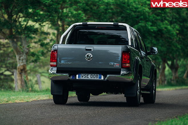 2017 Volkswagen Amarok V6 Review Wheels